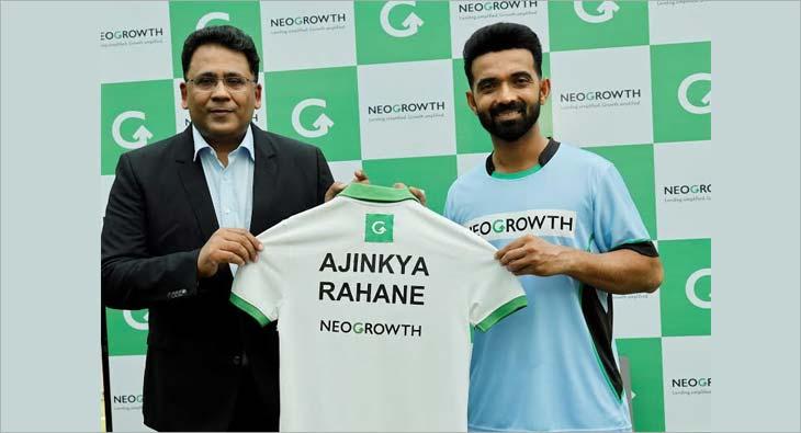 NeoGrowth appoints Ajinkya Rahane as brand ambassador_40.1