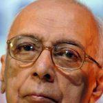 Former Sebi chairman GV Ramakrishna passes away