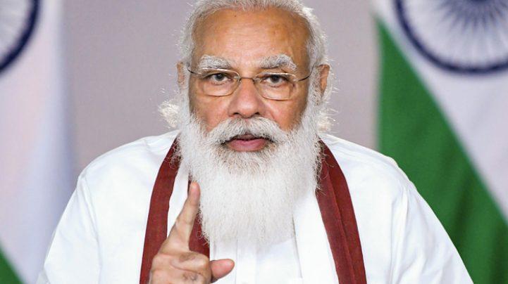PM Modi launches 'Catch the Rain' campaign_40.1