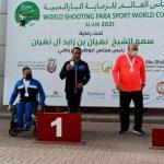 India's Singhraj wins gold in Para Shooting World Cup 2021