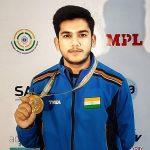 ISSF World Cup: India's Aishwary Pratap Singh Tomar Wins Gold