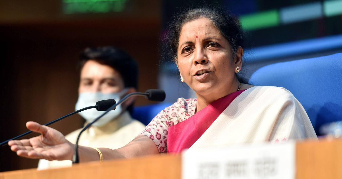 Nirmala Sitharaman launches Central Scrutiny Centre and IEPFA mobile App_40.1
