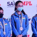Rahi Sarnobat, Chinky Yadav and Manu Bhaker clinch Gold at ISSF Shooting World Cup