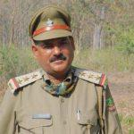 Mahinder Giri, range officer won the International Ranger Award