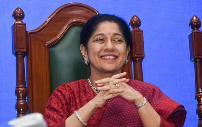 Mallika Srinivasan appointed chairperson of PESB_40.1
