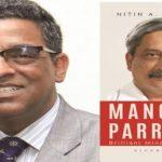 A book titled 'Manohar Parrikar: Brilliant Mind, Simple Life' by Nitin Gokhale