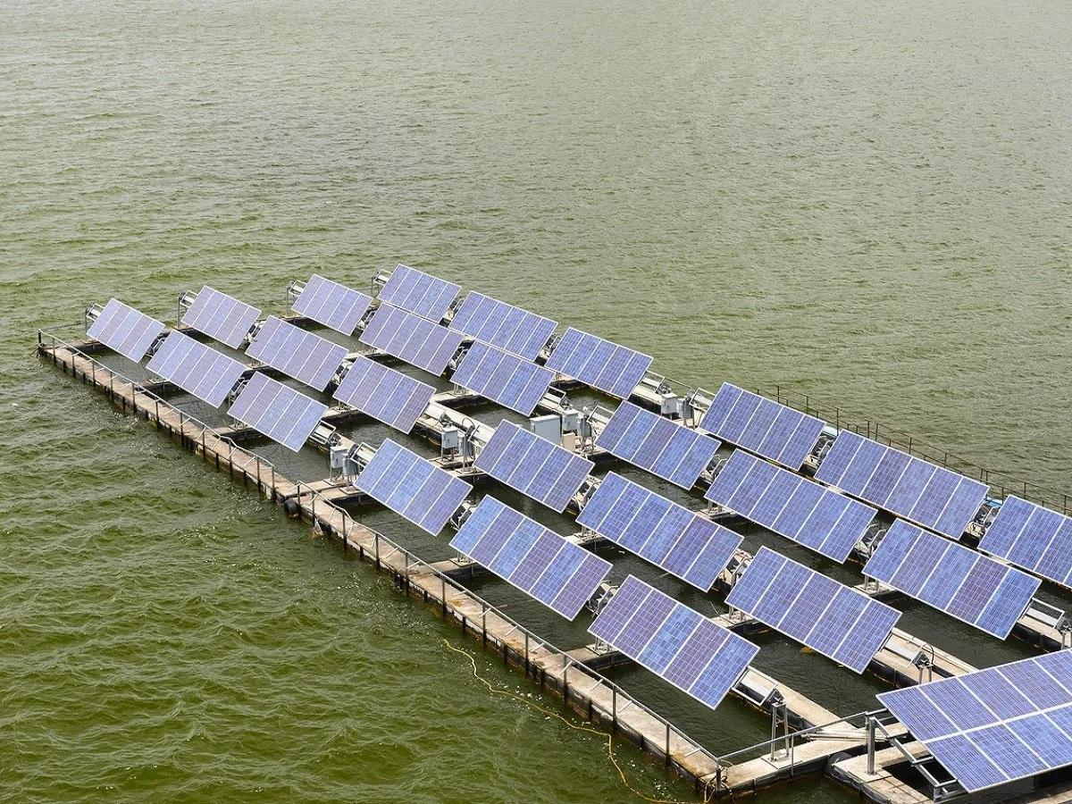 India's biggest floating solar power plant to be set up in Telangana_40.1