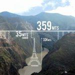 India completes arch of world's highest railway bridge in J&K