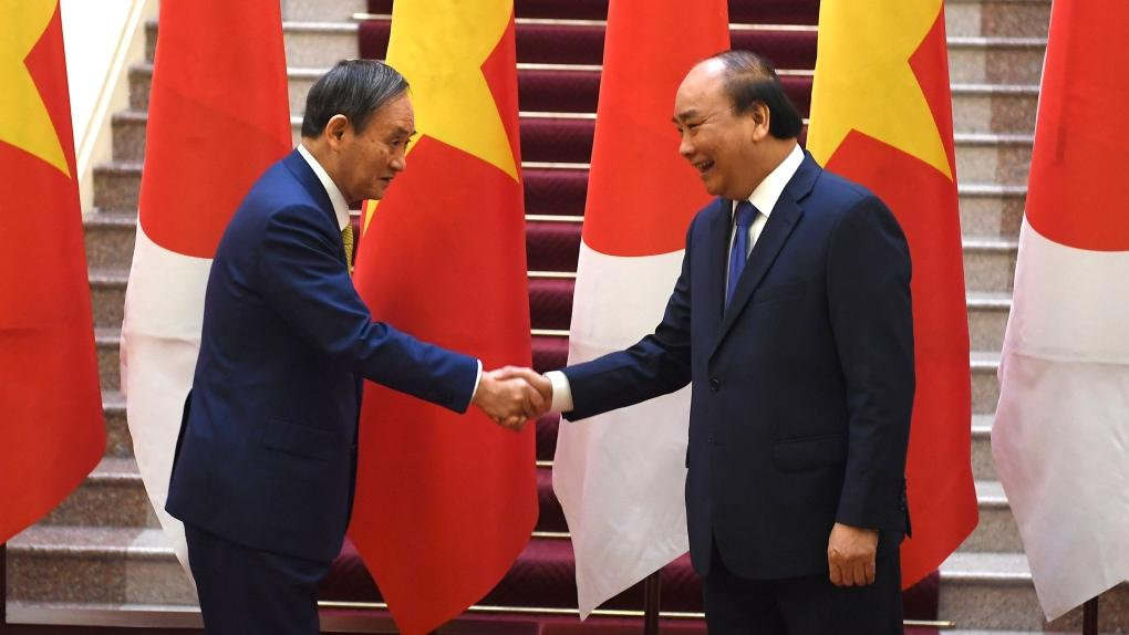 Vietnam National Assembly selects PM & President_40.1