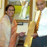 India's first female cricket commentator Chandra Naidu passes away