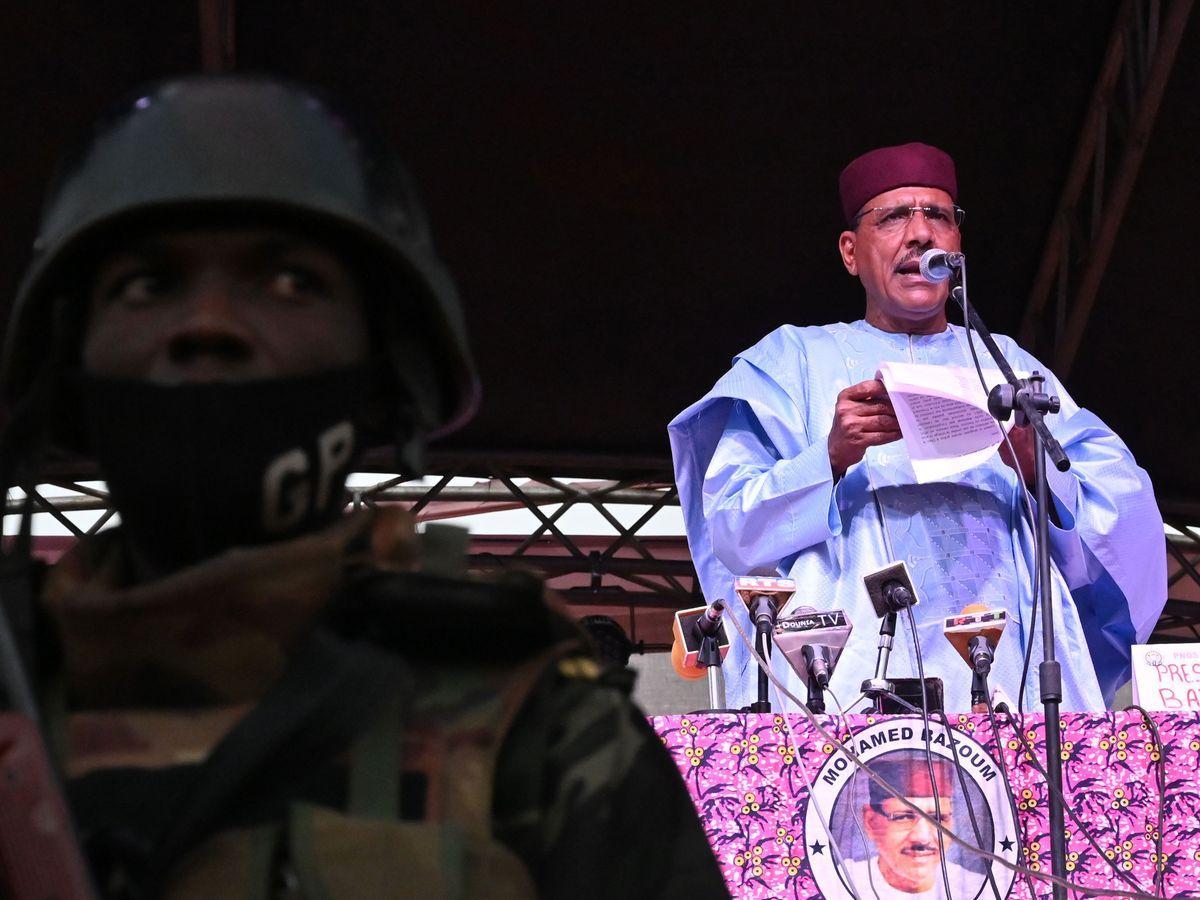 Niger President Bazoum Names Mahamadou as New Prime Minister_40.1