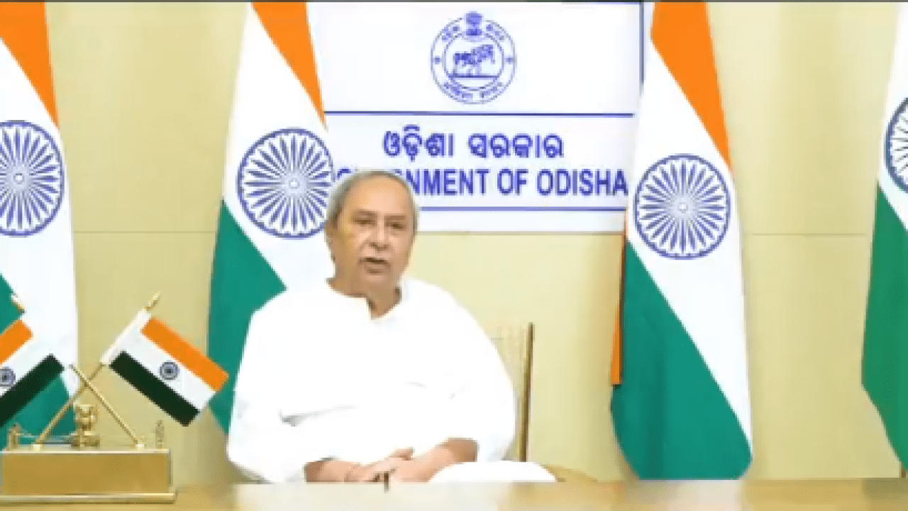 Odisha CM Naveen Patnaik launches 'mask abhiyan' against Covid-19_40.1