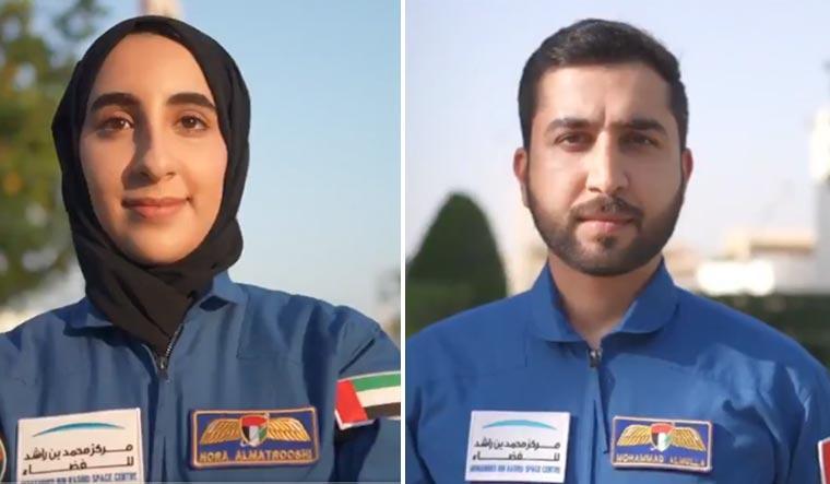 United Arab Emirates names its first female astronaut_40.1