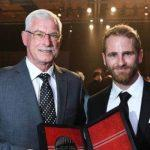 Kane Williamson awarded Sir Richard Hadlee medal
