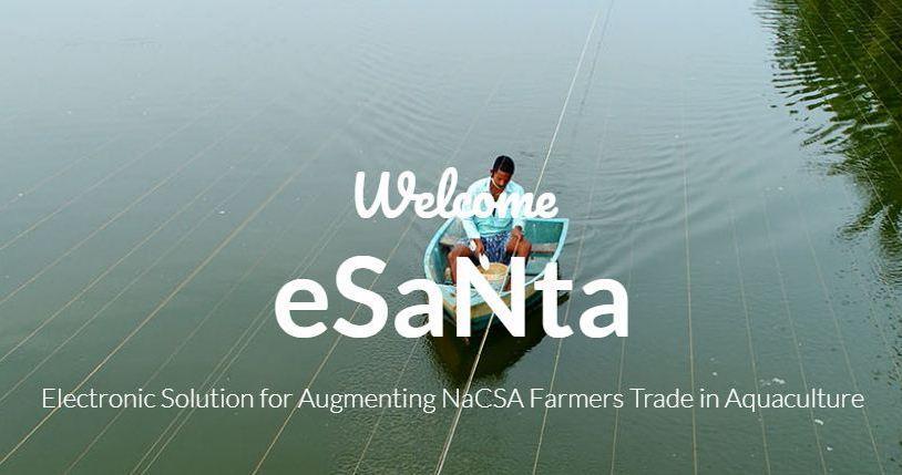 "Piyush Goyal Launches ""e-SANTA"", an Electronic Marketplace For Aqua Farmers_40.1"