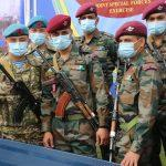 8th Indo-Kyrgyz Special Forces Exercise 'Khanjar' Flags off