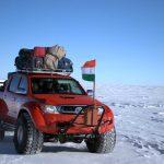Indian expedition to Antarctica returns to Cape Town