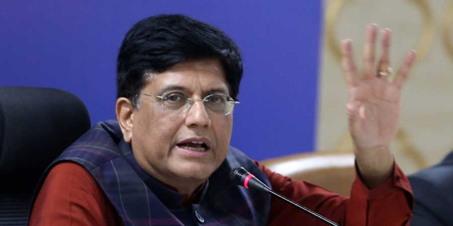Piyush Goyal Launches The Startup India Seed Fund Scheme