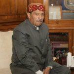 Former Union Minister Bachi Singh Rawat Passes Away