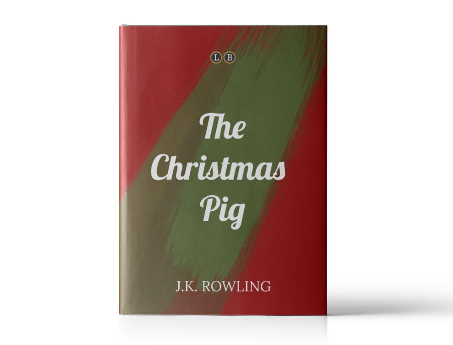 'The Christmas Pig': JK Rowling to release new children's book in October_40.1