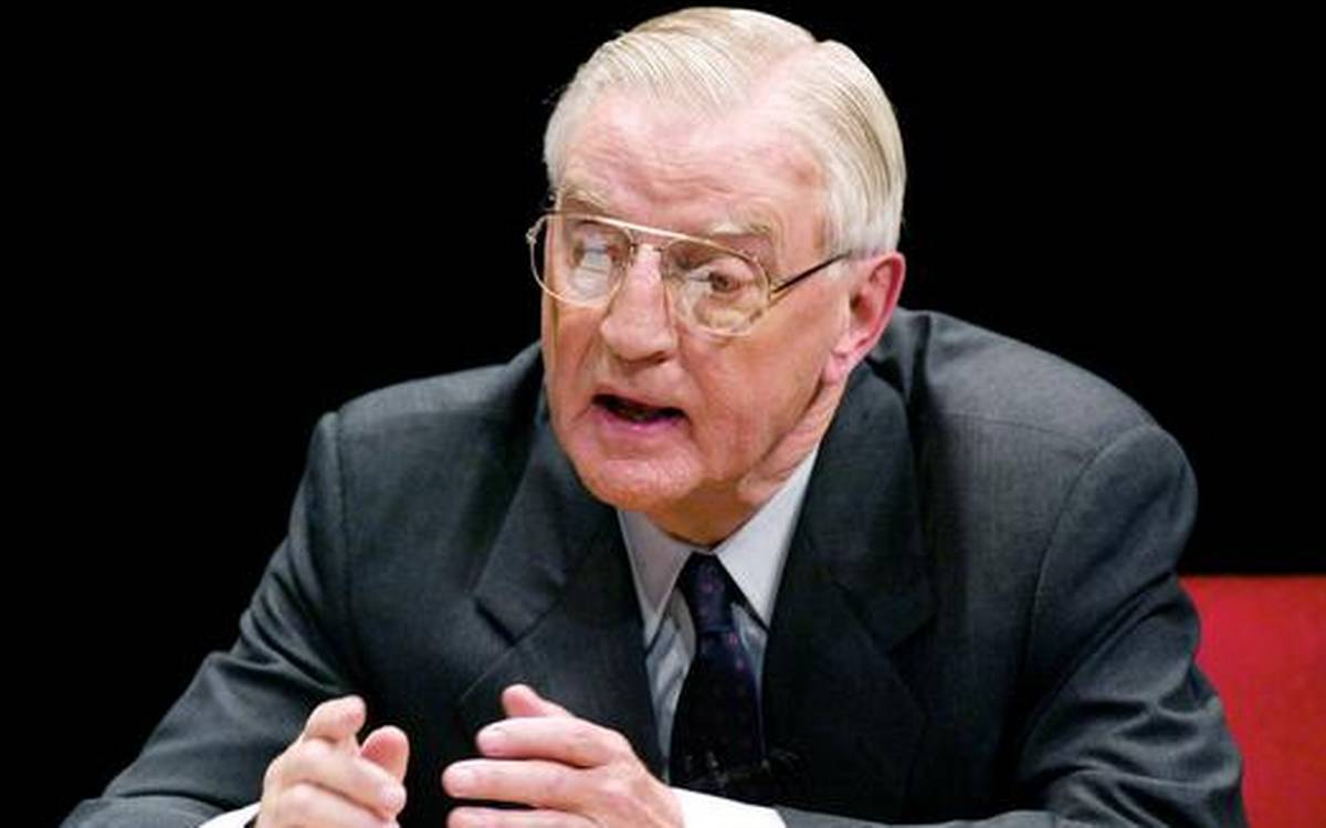 Former US Vice President Walter Mondale Passes Away_40.1