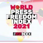 India Ranks 142 in World Press Freedom Index 2021