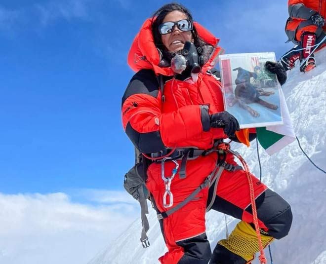 Priyanka Mohite becomes first Indian woman to scale Mt Annapurna_40.1