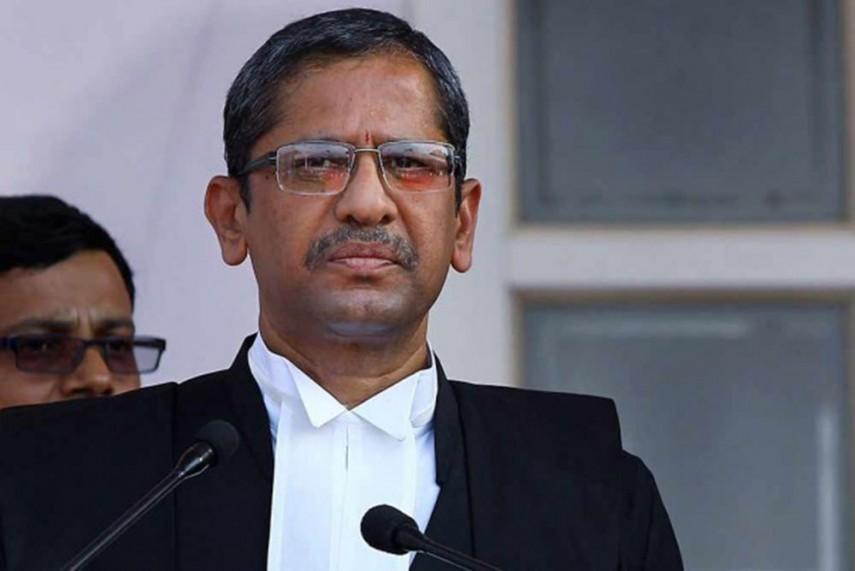 Justice Nuthalapati Venkata Ramana Takes Oath As 48Th Cji