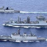 "19th India-Franch Naval Exercise ""VARUNA"" begins"