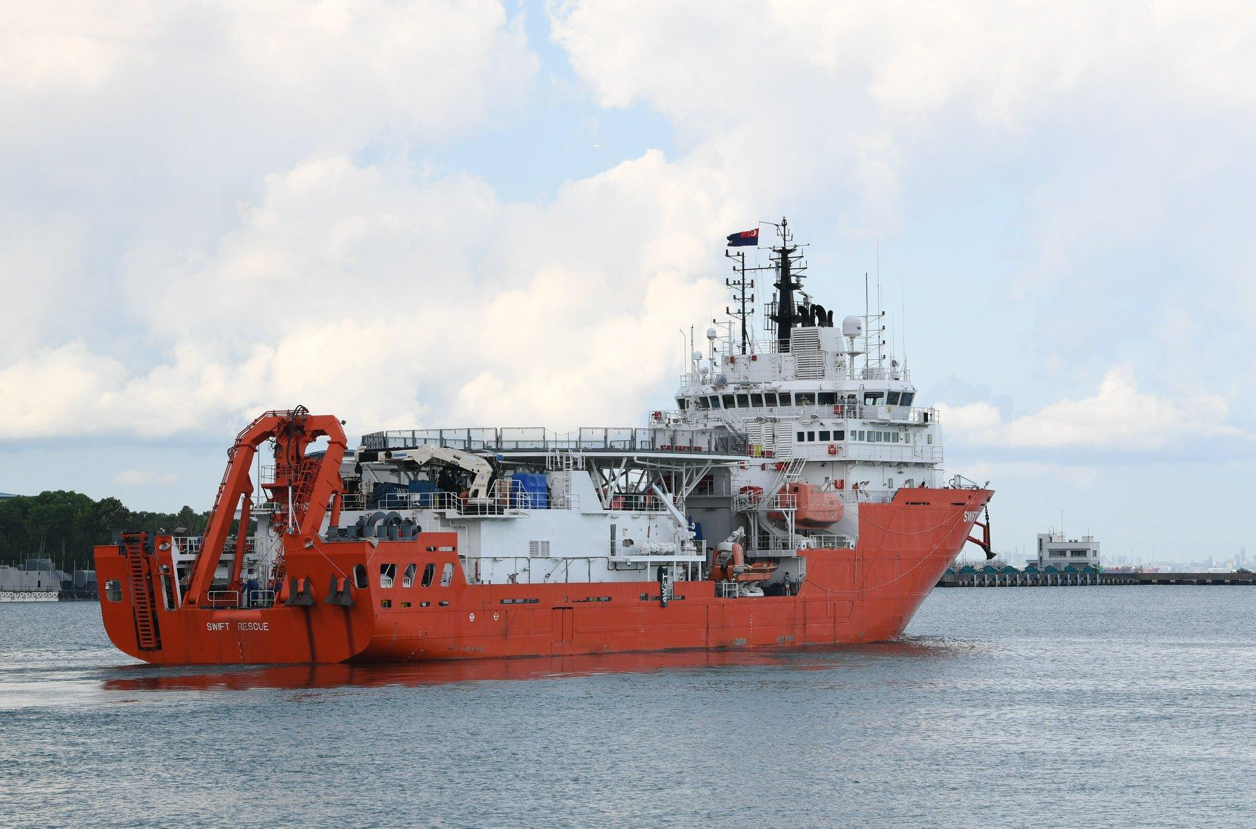 India Joins Rescue Ops For Missing Indonesian Submarine &Quot;Kri Nanggala-402&Quot;
