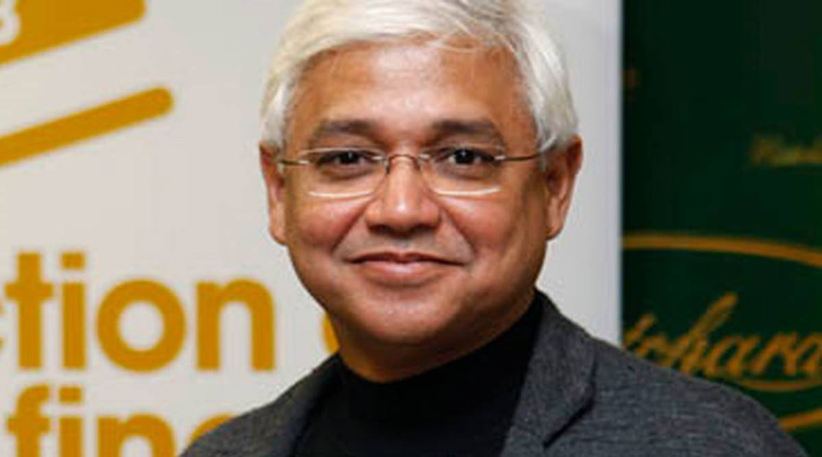 """A new book title """"Living Mountain"""" by Amitav Ghosh_40.1"""