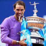 Rafael Nadal clinches 12th Barcelona Open title