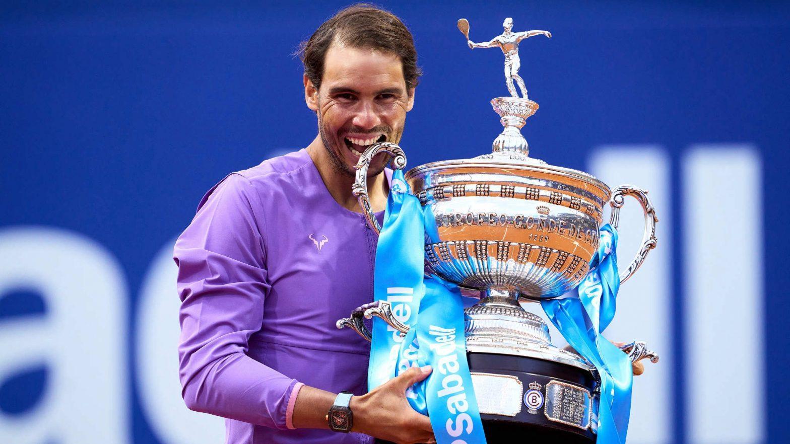 Rafael Nadal clinches 12th Barcelona Open title   রাফেল নাদাল দ্বাদশ বার্সেলোনা ওপেন শিরোপা জিতেছে_40.1