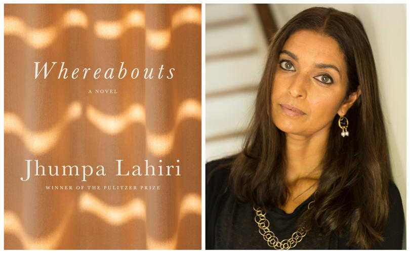 Jhumpa Lahiri Comes Out With New Novel 'Whereabouts'_40.1