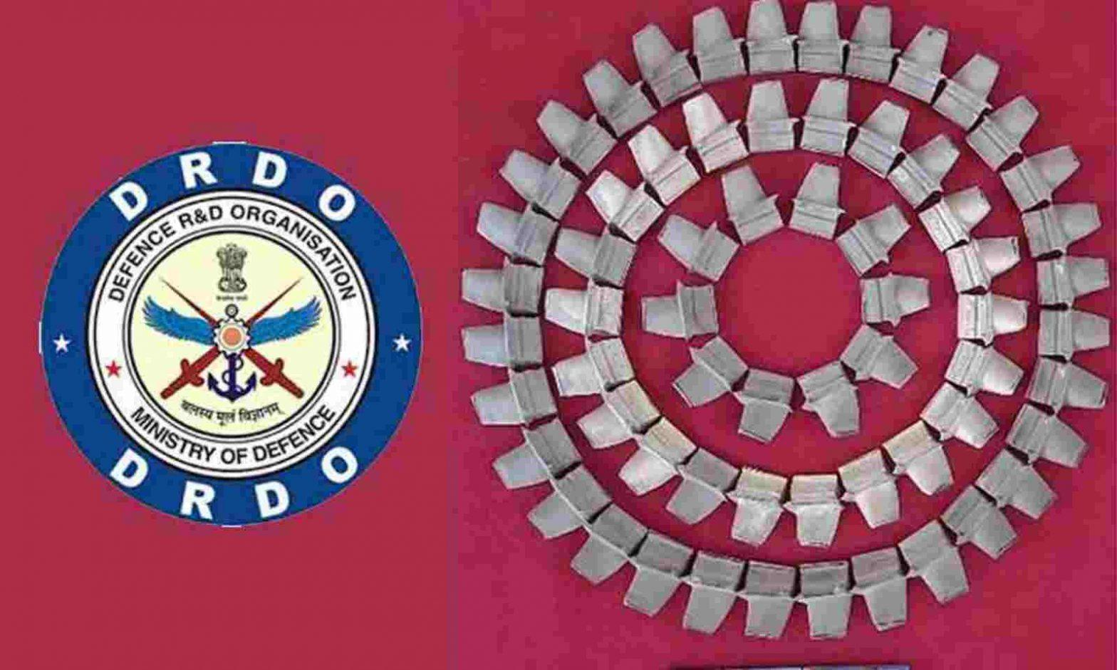 DRDO develops single crystal blades for helicopter engines_40.1