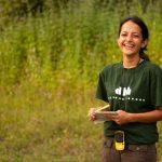 Krithi Karanth becomes 1st Indian woman to get 'Wild Innovator Award'