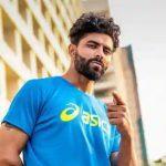 Cricketer Ravindra Jadeja becomes ASICS brand ambassador