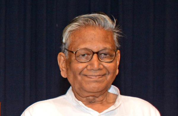 Noted Odia and English Author Manoj Das Passes Away_40.1
