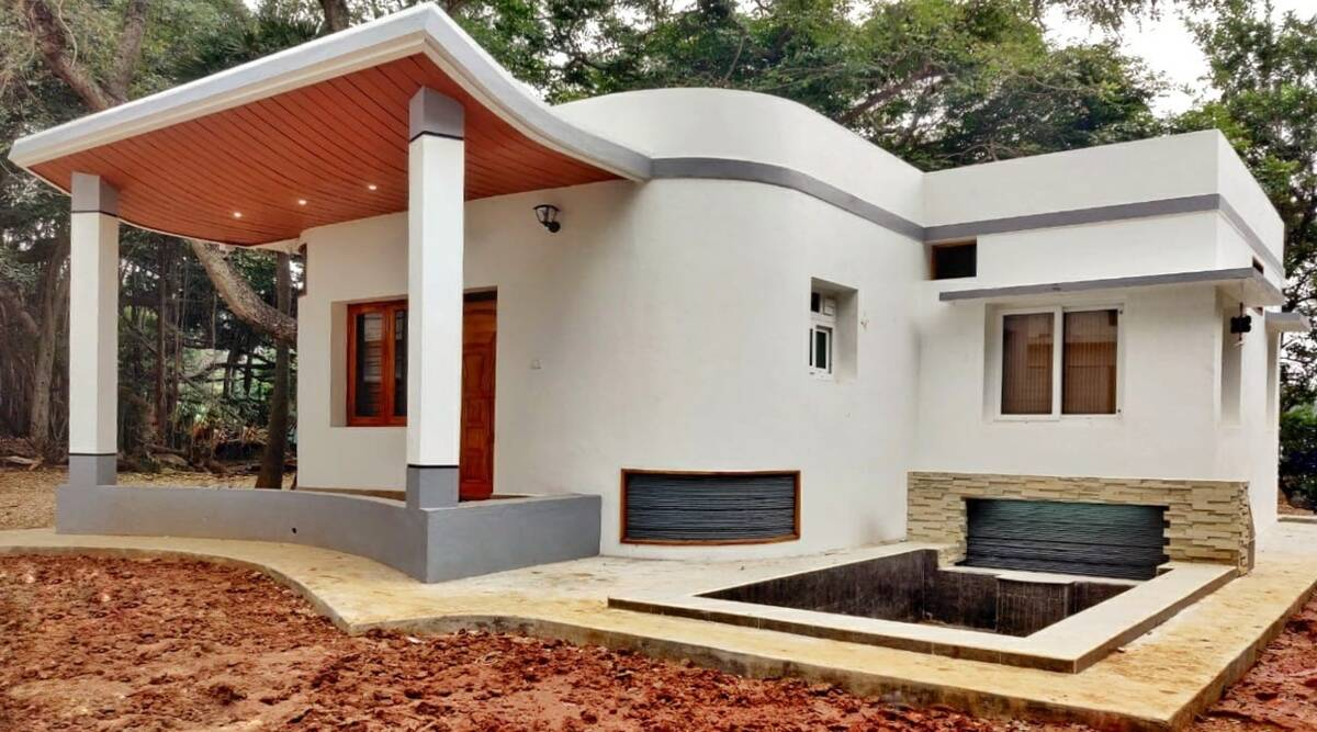 Nirmala Sitharaman inaugurates India's first 3D printed house at IIT-M_40.1