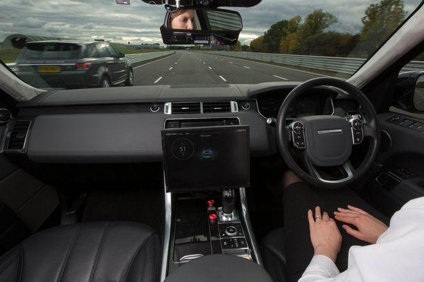 UK become the first country to allow Driverless cars on roads_40.1