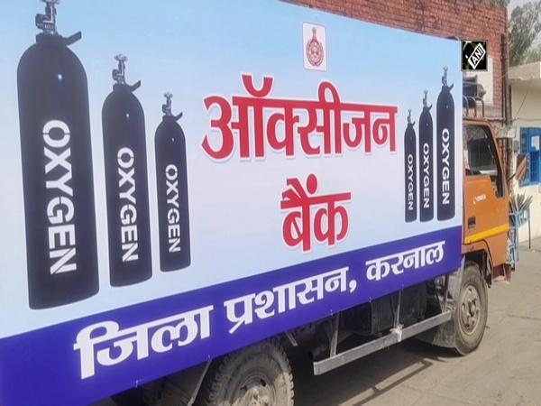 Karnal Admin rolls out 'Oxygen on wheels' to tackle oxygen crisis_40.1