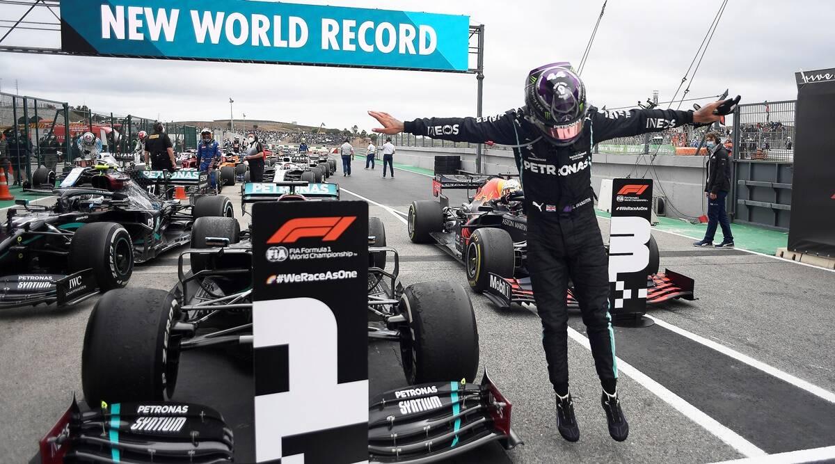 Lewis Hamilton wins Portuguese Grand Prix | লুইস হ্যামিল্টন পর্তুগিজ গ্র্যান্ড প্রিক্স জিতেছেন_40.1
