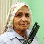 'Shooter Dadi' Chandro Tomar passed away