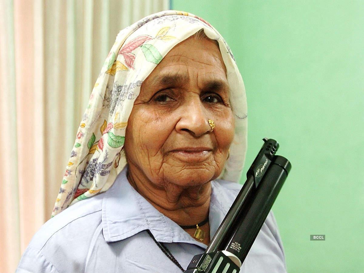 'Shooter Dadi' Chandro Tomar passed away_40.1