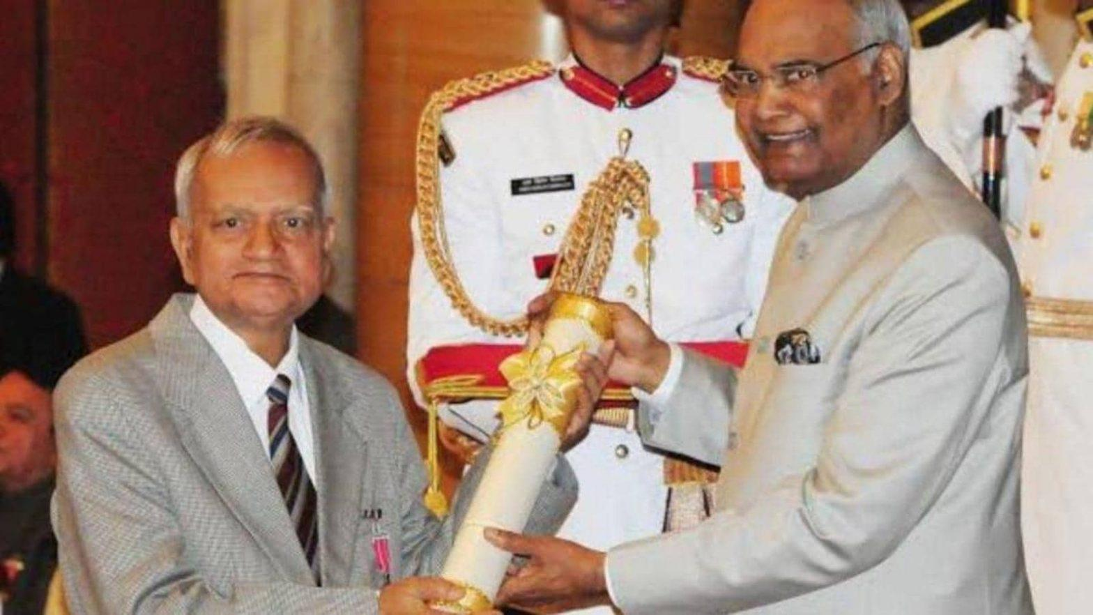 Aeronautical Scientist Manas Bihari Verma Passes Away | वैमानिकी वैज्ञानिक मानस बिहारी वर्मा यांचे निधन_40.1