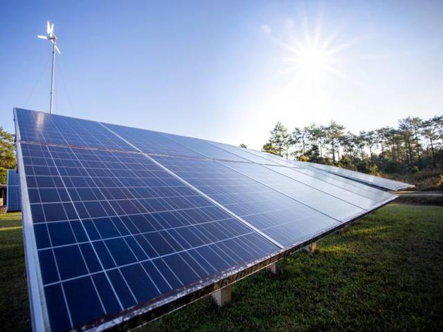 Indian Army Launches First Solar Plant in North Sikkim | भारतीय सैन्याने उत्तर सिक्कीममध्ये पहिला सौर प्रकल्प सुरू केला_40.1