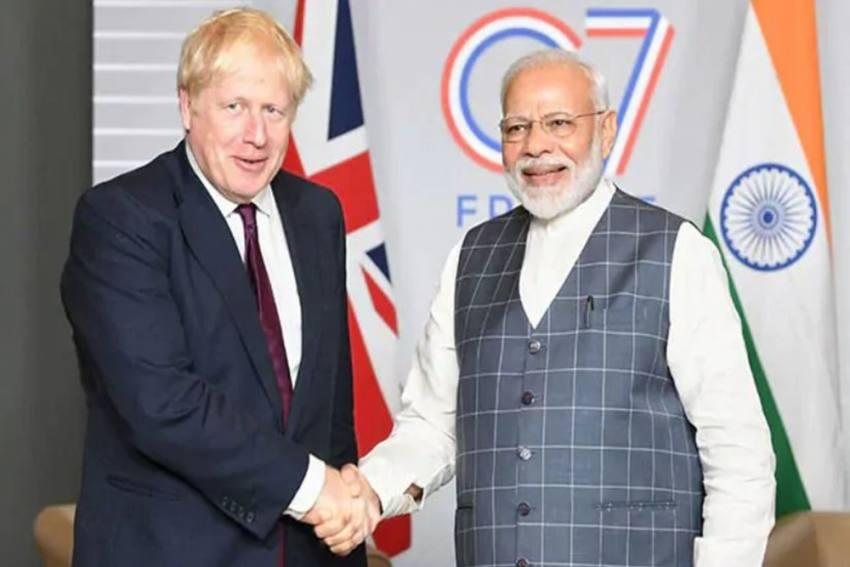 India, UK unveil 10 year roadmap for Bilateral Trade Partnership | भारत आणि युके यांनी द्विपक्षीय व्यापार भागीदारीसाठी 10 वर्षाच्या रोडमॅपचे अनावरण केले_40.1