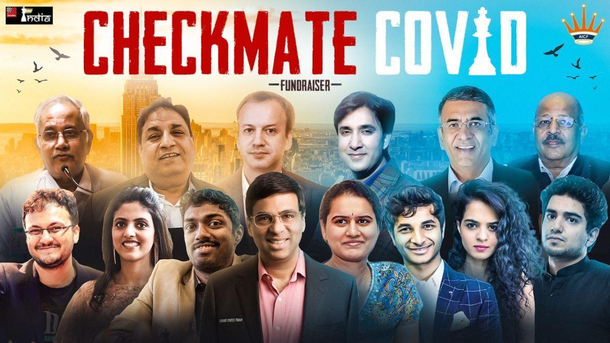 AICF launches Checkmate Covid Initiative   এআইসিএফ চেকমেট কোভিড ইনিশিয়েটিভ চালু করেছে_40.1