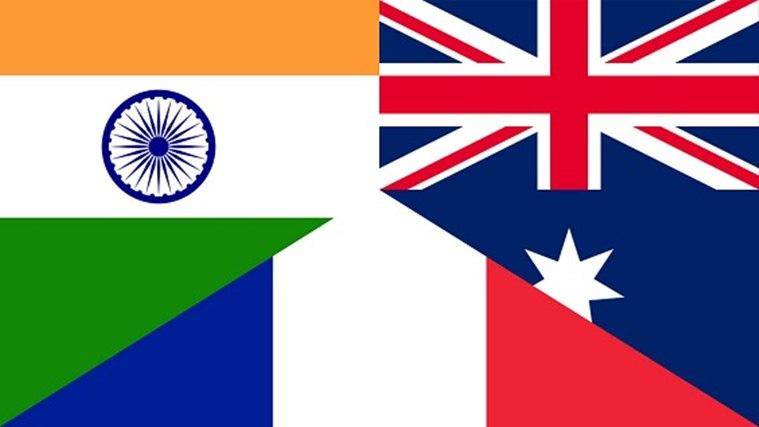 India, France, Australia hold first trilateral dialogue_40.1