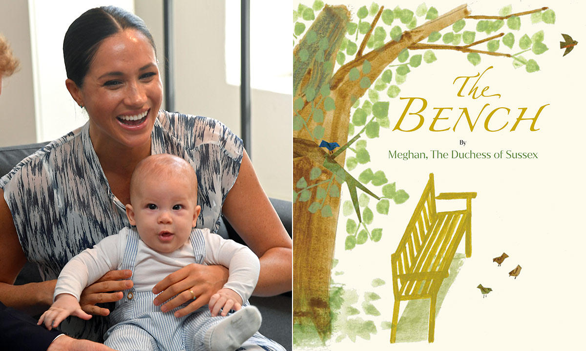 Meghan Markle set to release Children's Book 'The Bench'_40.1